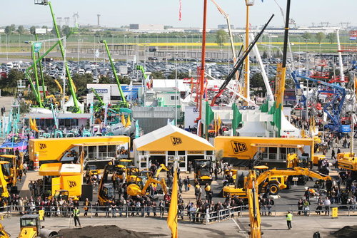 Building Construction Trade Shows Europe